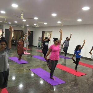 Program for Beginners -Yoga
