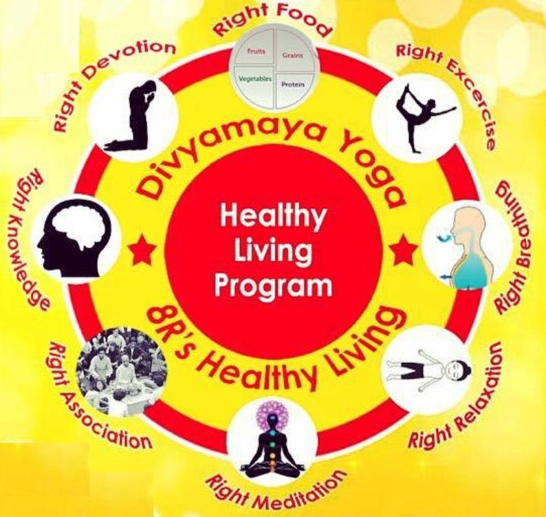 healthy living yoga programs