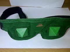 Magnetic Eye Belt Pyramidal