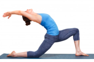 Do you consider anjaneyasana or low plunge pose the best asana in treating sciatica problem?